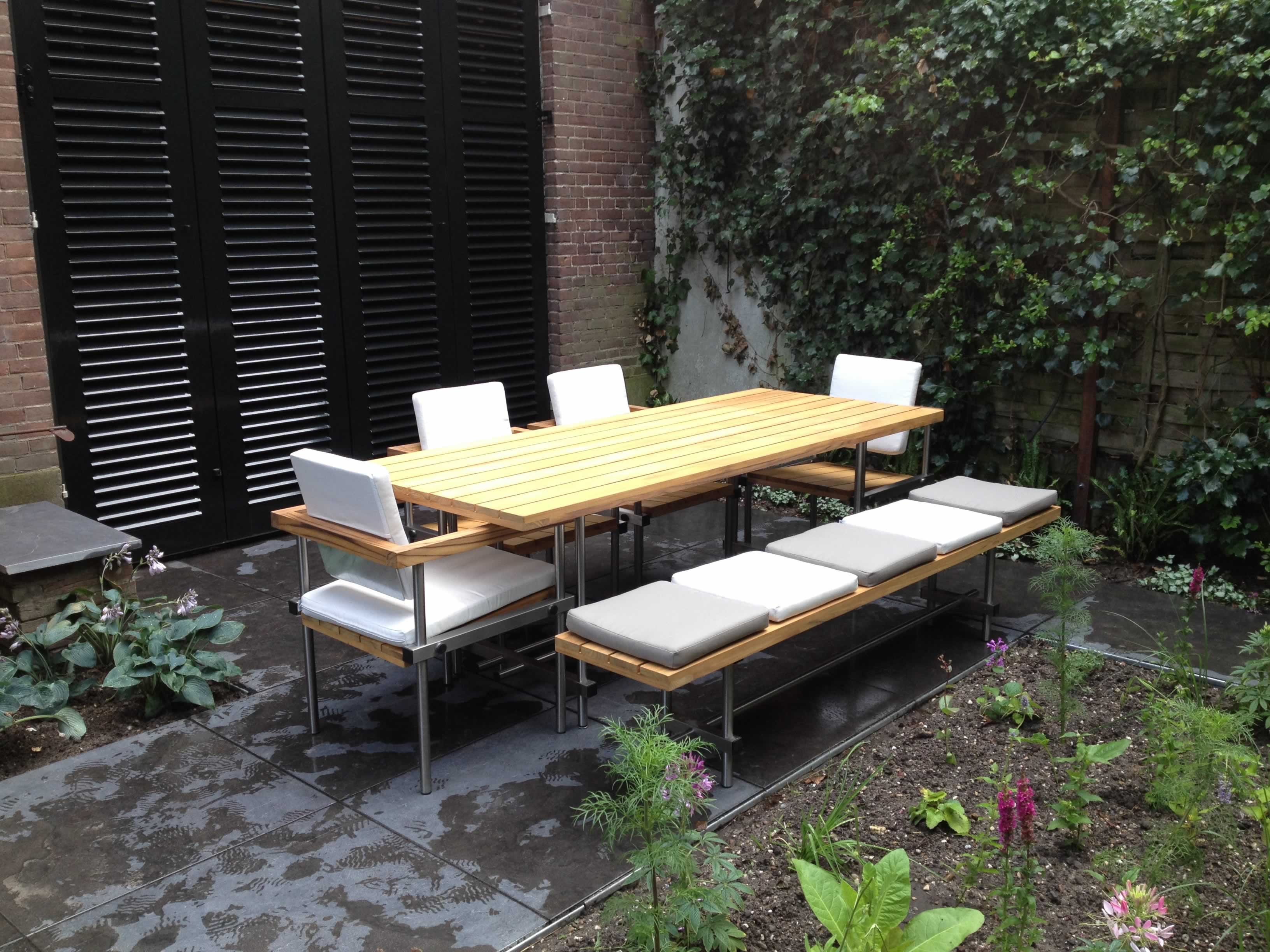 Marktplaats antiek ronde tafel antieke ronde tafel in acajou met marmeren blad meubelen ronde - Grote ronde houten tafel ...