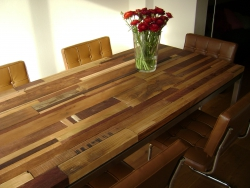 Tafel sloophout